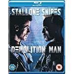 Demolition man Movies Demolition Man [Blu-ray] [1993] [Region Free]